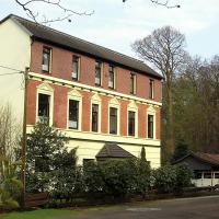 Ehemaliges Waldkurhaus Drangstedt