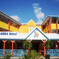 Karaibes Hotel, hotel in Le Gosier
