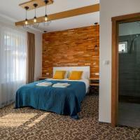Residence Rooms Bucovina, hotel in Câmpulung Moldovenesc