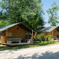 Glamping Lac d'Orient