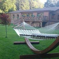 Luxury cottage in national park, отель в городе Medzev