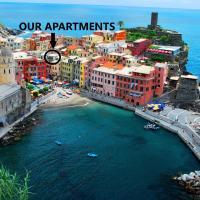 MADA Charm Apartments Terrace&Carugio, hotel in Vernazza