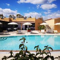 Hotel Cala Mirto, отель в Будони
