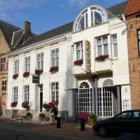 Hotel Croonhof, hotel in Veurne