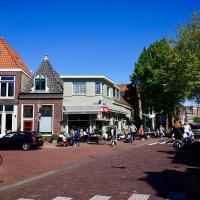 Appartement in het centrum van Hoorn, hotel in Hoorn