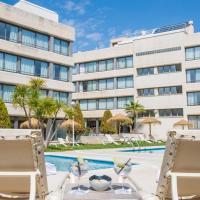 Atenea Park Suites & Apartments, hotel in Vilanova i la Geltrú
