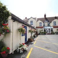 Meadows Way Guest House, hotel in Uttoxeter