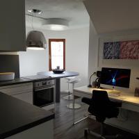 Designer Wohnung Nähe Flughafen/Messe