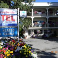 Beachside Motel, hotel em Penticton