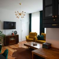 Klimatyczny Apartament Art Deco, hotel in Chełm