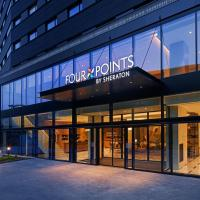Four Points by Sheraton Warsaw Mokotow, hotel in Warschau