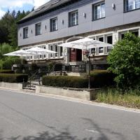 Logis l'Ermitage, Bistrot des Saveurs, hotel in Houffalize