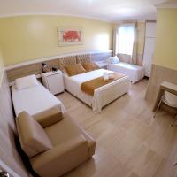Faixa Hotel, отель в городе Витория-да-Конкиста