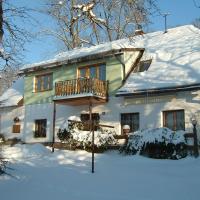 Chalupa Horní Lánov, hotel in Dolni Dvur