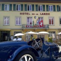 Hotel de la Lande, hôtel à Le Brassus