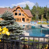 Fiddler Lake Resort, hotel em Mille-Isles