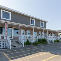 Motel au Vieux Piloteux, hotel em Rivière-du-Loup