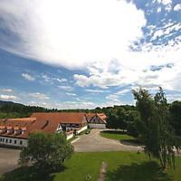 Penzion Manský Dvůr, Hotel in Dolní Žandov