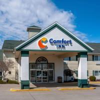 Comfort Inn Dyersville near Field of Dreams, hotel in Dyersville