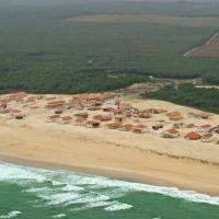 maison QUEMBA bord de mer saint girons plage
