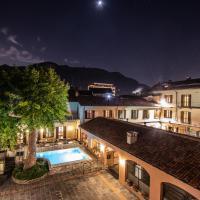 Albergo Le Due Corti, hotel in Como