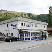 Sentrum Hotel, hotel in Nordfjordeid