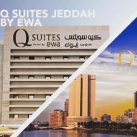 Q Suites Jeddah by EWA, hotel in Jeddah