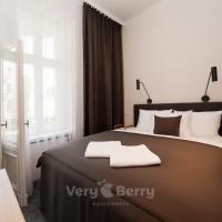 Very Berry - Glogowska 39-5 - Apartamenty Targowe, self check in 24h
