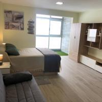 Apartamento Frente al Mar, hotel en Puerto de la Madera