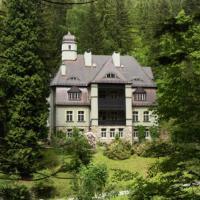Villa Pepita, hotel in Miedzygorze