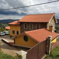 Casa rural Cedeira, San Román
