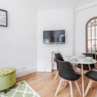 Trendy Covent Garden Apartment