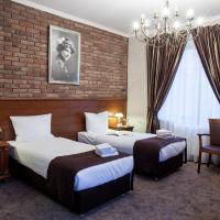 Trzy Korony Boutique Hotel&SPA Piwne, отель в Пулавах