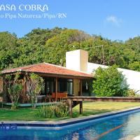 Pipa Casa Cobra (Condomínio Pipa Natureza)