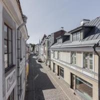 Modern Old Town apartment with a historical value