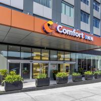 Comfort Inn Prospect Park-Brooklyn, hotel in Brooklyn