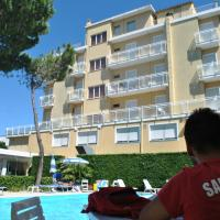 Hotel Bahama, отель в Римини