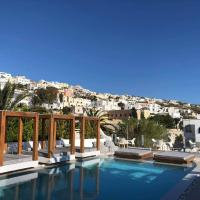 Callia Retreat Suites - Adults Only, hotel in Fira