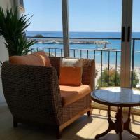 PLS 19 2º5, Coqueto apartamento con piscina y vistas al Mediterráneo
