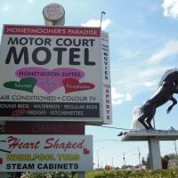 Motor Court Motel, hotel near London International Airport - YXU, London