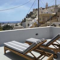 Katsinaros House, hotel in Emporio Santorini