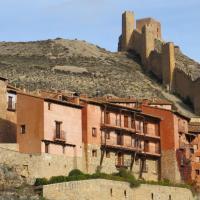 Los Palacios, hotel in Albarracín