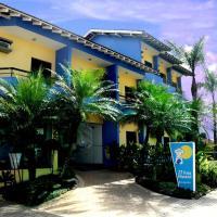 27 Praia Hotel - Frente Mar, hotel em Bertioga