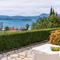Seaview Luxurious Apartment near Corfu town by Konnect - Adults only