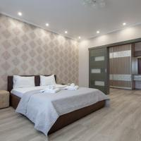Deluxe Apartment with Sea View in Ataman Residential Complex
