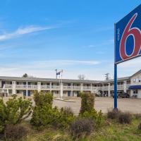 Motel 6-Camrose, AB, hotel em Camrose