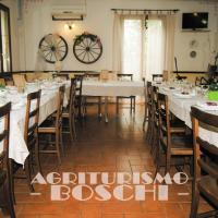 Agriturismo Boschi, hotell i Reggiolo