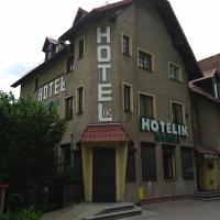 Hotelik WARMIA -Pensjonat, Hostel, hotel in Lidzbark Warmiński