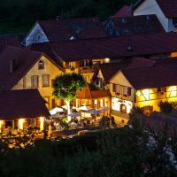 Hotel Restaurant Auberge Metzger, hotel in Natzwiller