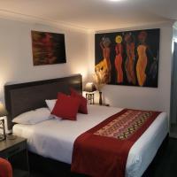 Alabaster Motor Inn, отель в городе Тари